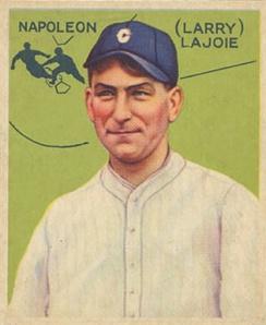 1933 Goudey Napoleon Lajoie