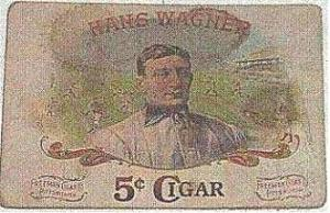 Honus Wagner baseball card forgery