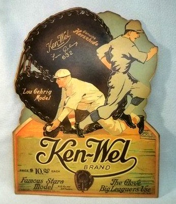 Reprints of Ken Wel Advertising Signs