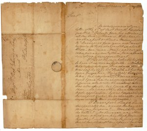 George Washington letter