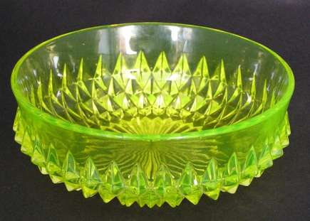 A Look At Different Types Of Antique Glass Looking At Art Mesmerizing Vaseline Glass Pattern Identification