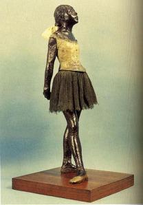 Degas-statue