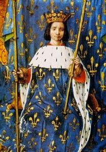 King Charles VI