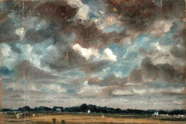 John-Constable-Extensive-Landscape-with-Grey-Clouds